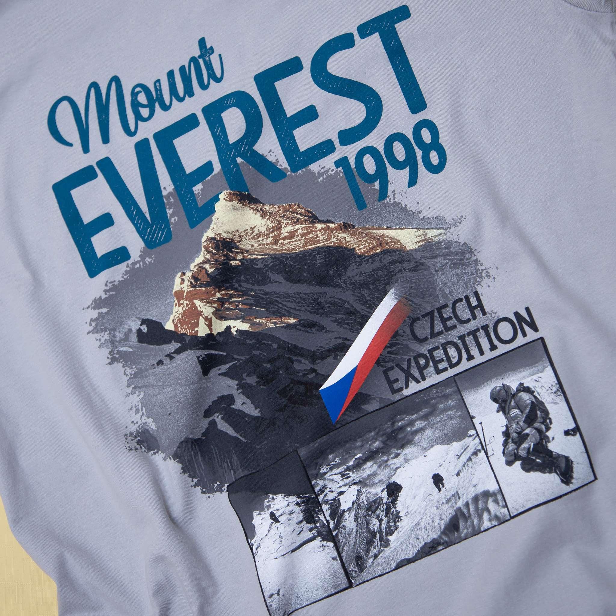 5553687c87f0 Triko Everest šedé